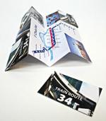Magnetic Folding Brochure, Specialty Magnets, Magnets